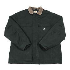 CARHARTT Chore Jacket   Men's L   Workwear Work Zip Vintage Coat Duck Zip