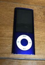Apple ipod nano 5th generation 8gb Purple - Free Shipping