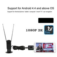 Micro USB ISDB-T Wireless Digital TV Tuner Receiver For Android Mobile Phone