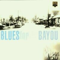 BLUES FOR THE BAYOU CD - VERY GOOD CONDITION - MUSIC CLUB MCCD 364 VARIOUS ACTS