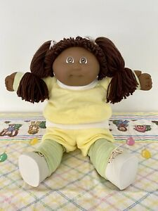 Cabbage Patch Kid African American Girl