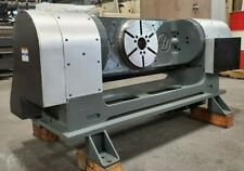 Haas Tr 310 P4 4th Amp 5th Axis Trunnion Rotary Table For Cnc Mill 2014 Ss Hrt
