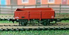 Graham Farish - N Gauge - 377-951 - 13T High Sided Steel Open Wagon - BR Bauxite