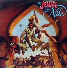 THE JEWEL OF THE NILE Soundtrack LP    SirH70