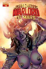 John Carter Warlord Of Mars #13  Fritz Casa Variant VF/NM RARE Dynamite