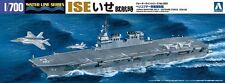 A-WL020 Aoshima 1/700 JMSDF Helicopter Equipped Escort Ship Ise Plastic model