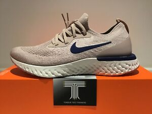 Nike Epic React Flyknit ~ AQ0067 201 ~ Uk Size 7.5 ~ Euro 42