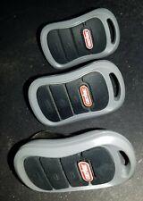 GENIE G3T Three Pc (3) Three Button Remote Garage Door Opener