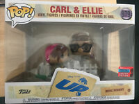 NYCC 2020 Funko Pop Disney Pixar's UP Carl And Ellie Shared Sticker Mint