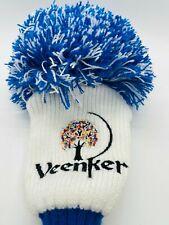 Veenker Memorial Golf Course Old Logo Pom Pom Fairway 3 Wood Golf Headcover Mint
