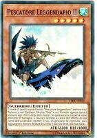 YU-GI-OH! PESCATORE LEGGENDARIO II LEDU-IT015 SUPER RARA