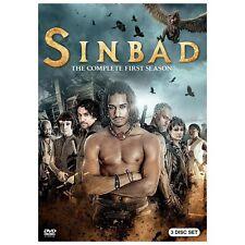 BBC VIDEO Sinbad: The Complete First Series DVD, 2013, 3-Disc Set  MINT