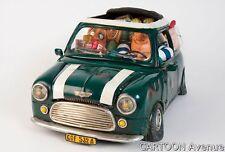MON PREMIER AMOUR VOITURE AUSTIN PETIT MODELE car auto forchino caricature