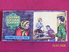 RACCOLTINA A STRISCIA N° 25 MIKI E BLEK COLLANA SCUDO DARDO 1967/1970 ALTERNATA