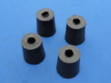 Industrial Overlock Machine Base Rubbers FITS BROTHER, JUKI + MORE