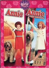 Annie/Annie:Royal Adventure (DVD, 2010, 2-Disc Set)