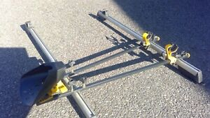 Cycle Roof Rack for attaching to roof rack or roof rails
