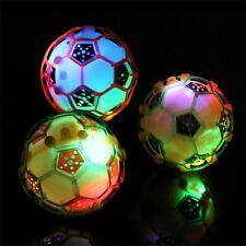 Child LED Light Jumping Ball Football Music Singing Soccer Kids Toddler Baby Toy