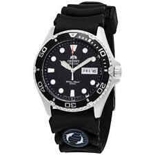 Orient Ray II Automatic Black Dial Men's Watch FAA02007B9