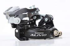 SHIMANO Bike Alivio Front Derailleur FD-M412 31.8/34.9mm Top Swing