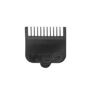 "Wahl Clipper Attachment Comb Guide #1/2 Comb (1/16"" / 1.5mm) Black Senior Magic"