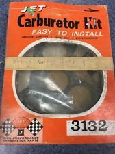 1964 65 CARB KIT HOLLEY 2 BARREL KAISER 6 CYLINDER ENGINE 230 NOS 3132