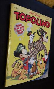 Topolino Libretto 2101 del 5 marzo 1995 Walt Disney Italia Ottimo  ▓