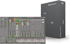 Ableton Live 9 Suite + Max for Live — GENUINE Full Version