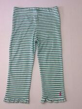 100% Cotton Striped Leggings (2-16 Years) for Girls
