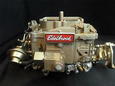 EDELBROCK ROCHESTER QUADRAJET CARBURETOR fits 1974-1978 CHEVY P/Us 350-454 #1902