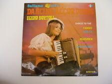 Egidio Bortoli -dancing Accordions- AUSTRALIAN RARE LP