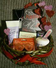 Camille Beckman Lavender Gift Set Bath Spa Basket Blossom Bucket Birthday Love