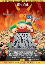 South Park: Bigger, Longer & Uncut (DVD, 1999, Wides)