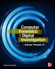 Computer Forensics and Digital Investigation Vol. 7 by Suzanne Widup (2014,...