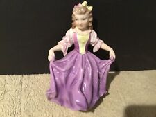 Vtg. Hutschenreuthers Girl Figurine Made In Germany