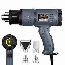 Seekone Industrial Heat Gun 1800w 122120250 650 Variable Temperature Con