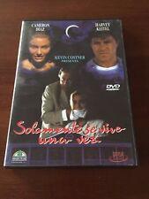 SOLAMENTE SE VIVE UNA VEZ - 1 DVD + EXTRAS - 90MIN - CAMERON DIAZ HARVEY KEITEL