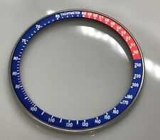 Complete Bezel W/ Insert for Seiko 6139 6000 6002 6005 7,9 Pogue Pepsi Blue Red