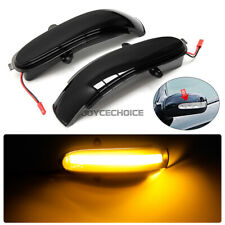 For Benz C Class W203 S203 CL203 LED Dynamic Side Mirror Light Indicator Blinker