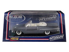 1959 CHEVROLET IMPALA OPEN CONVERTIBLE GRECIAN GRAY 1/43 MODEL BY VITESSE 36229
