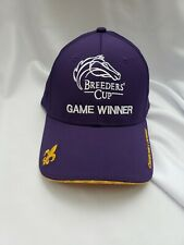 GAME WINNER *** Official Baseball Cap - 2018 Breeders' Cup - Churchill Downs