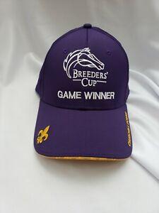 GAME WINNER *** Official Baseball Cap - 2018 Breeders' Cup - Churchill Downs