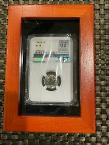 """""""RARE"""" 1996-W ROOSEVELT DIME NGC MS68 90% FULL TORCH (MAC GRADED SPOTLESS) ."""