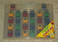 Armada - A-Z Alphabet Punch Set w/ Carry Case