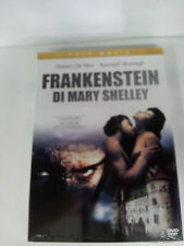 dvd FILM horror frankenstein di mary shelley