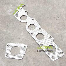 for Mazda Mazdaspeed 3, 6 cx-7 2.3L K04 Turbo Turbocharger manifold gasket kit