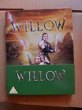 Willow Blu Ray Steelbook With Slip-Cover