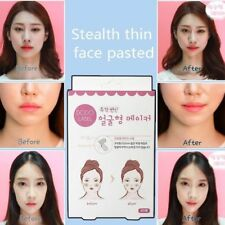 V-Shape Instant Face Chin Lift, Facelift Tapes and Bands. 10 or 40 piece set