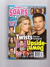 ABC SOAP IN DEPTH GH JULY THE TWISTS THAT ARE TURNING GH UPSIDE DOWN NEW UNREAD