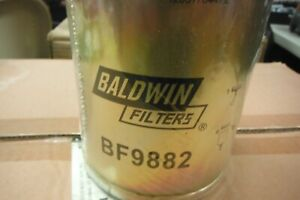 Lot of 3 BALDWIN WATER/FUEL SEPARATOR FILTER BF9882 Plastic Wrapped